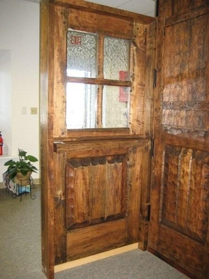 Exterior Doors   Dutch Door